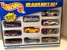 HOT WHEELS 1999 10-Car Gift Set - Porsche Panel Mustang Pro Stock - VERY COOL
