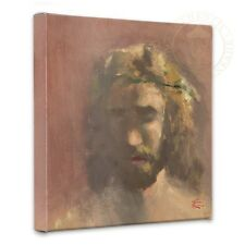 Thomas Kinkade The Prince of Peace 14 x 14 Gallery Wrapped Canvas