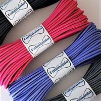 Round Elastic cord - stretch bungee cord  - 2 mm diameter