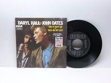DARYL HALL W/ JOHN OATES SAY IT ISN'T SO - KISS ON MY LIST RCA PB 3654 OTTIMO