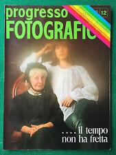 PROGRESSO FOTOGRAFICO n.12 Dicembre 1972 (ITA) STEICHEN GIACOBETTI PATTY PRAVO