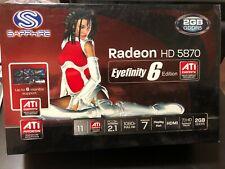 Sapphire Radeon HD5870 Eyefinity 6 Edition