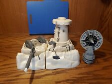 Star Wars Power of the Force HOTH BATTLE Playset by Kenner used and loose