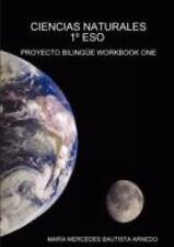 Ciencias naturales 1º eso proyecto bilingÜe workbook One by MARÍA MERCEDES...