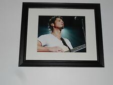 "Large Framed Chris Cornell Stage Shot 1998 Soundgarden Poster, 24"" by 20"""