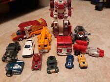 G1 transformers lot vintage