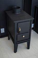 Woodburning Stove Fireplace Log Burner Solid Fuel Woodburner PROMETEY MINI - C