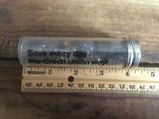Vintage Flashlight Bulbs , In Quarter Tube Collector,