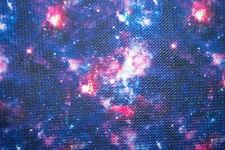 Galaxy Bullet Print #153 Double Knit Poly Spandex Fabric BTY