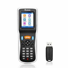 Eyoyo Portable Wireless Barcode Scanner Inventory Data Terminal Collector Scan