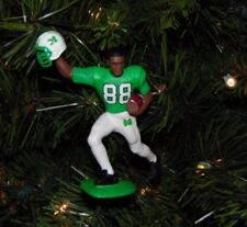 randy MOSS marshall HERD ncaa FOOTBALL xmas TREE ornament JERSEY vtg HOLIDAY #88