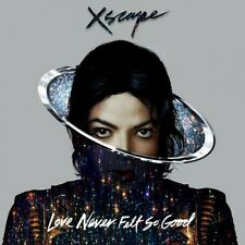 MICHAEL JACKSON / JUSTIN TIMBERLAKE LOVE NEVER FELT SO GOOD limited  2-TRACK CD