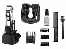 WAHL GROOMSMAN CORDLESS RECHARGEABLE BODY HAIR BEARD NECK CLIPPER/TRIMMER #1117