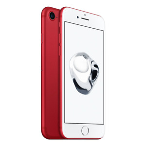 Apple iPhone 7 - 128GB - (PRODUCT)RED - (GSM) Unlocked - 🍎