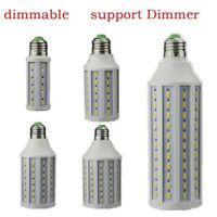 LED Dimming Light E26 E27 bombillas 12W 15W 25W 30W 40W Dimmable lampadas 110V