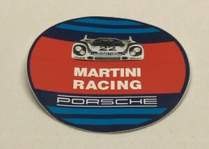 Porsche Martini Racing Sticker NEW 917K #22