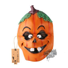 H&D Scary Latex Incisors Pumpkin Halloween Party Mask Costume Prop Fancy Dress