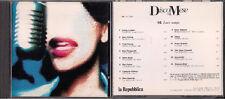CD La Repubblica DISCO MESE N. 10 Love songs