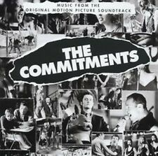 The Commitments - Original Motion Picture Film Soundtrack  OST (NEW CD)
