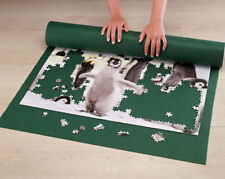 Jigsaw Roll With 1000 Piece Puzzle Included Make Your Own Easy Storage Transport