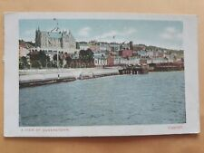 Postcard A View of Queenstown Cork Ireland Postcard