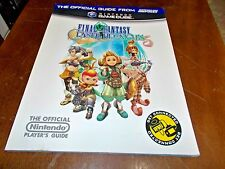 GBA - Final Fantasy Tactics Advance ~ Nintendo Power Player's Strategy Guide