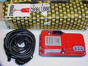 Ferrari Battery Charger Kit_178682_Enzo_360_430_575_599_456_612_NEW_OEM_EUROPEAN