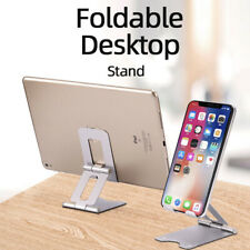 Cell Phone Tablet Switch Stand Metal Desk Table Holder Cradle Dock iPhone Lg