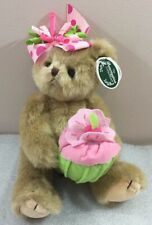 "Bearington Bears Casey Cupcake girl Bear 11"" plush w/Tag"
