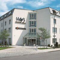 München: 3 Tage LUXUS Kurzurlaub für 2P + 4* Victor's Residenz-Hotel München