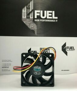 Cooler Master - A6015-40RB-3AN-P1 , 60mm Cooling Fan, 3 Pin