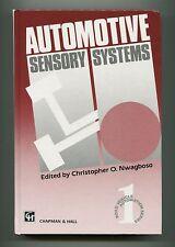 Automotive Sensory Systems Vol. 1 (1993, Hardcover)