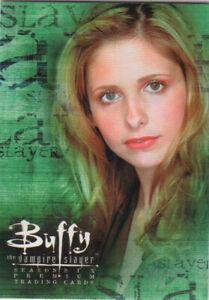 Buffy the Vampire Slayer S6 Promo B6-WW2002 Buffy Philly Show Chicago Wizard Wld