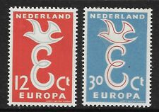 Netherlands 1958 - Europa Stamps - Mint hinged