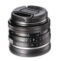 35mm f/1.7 Lens for Sony E Mount a6500 a6300 a6000 a5100 a5000 a3000 a6000 NEX-6