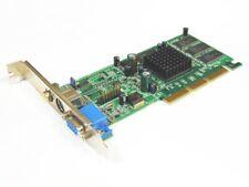 Sapphire 1024-2112 ATI Radeon 7000 32MB Tvo VGA Tv-out AGP Video Graphics Card