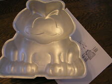 Wilton 1978 GARFIELD the CAT Easy As 1~2~3 Cake Pan/Jello Mold w/ Instructions