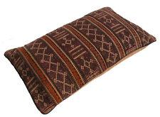 80x47 orient Kelim sitzkissen kissen bezug hülle kilim cushion Pillow Cover - C