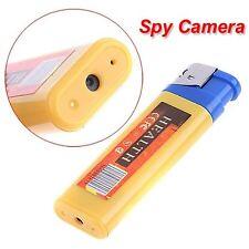 Hot New Spy Camera Cigarette Lighter DVR Video Recorder, video with sound