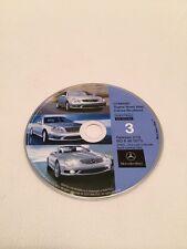 02 03 MERCEDES CL65 SL500 S600 NAVIGATION CD DVD 3 North Central 2010 UPDATE © E