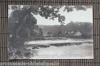 Carte postale ancienne BESANCON LES BAINS - Vue prise de la Promenade Micaud