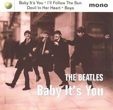 BEATLES EP  Baby It's You, I'll Follow The Sun, Devil In Her Heart & Boys 45 NEW
