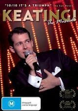 Keating! The Musical (DVD) + BONUS MINI STICKER LIKE NEW CONDITION FAST POST