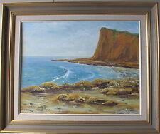John N Pearson(1959~)~original OIL~International known Australian Marine Artist~