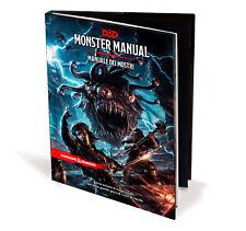 Dungeons & Dragons MANUALE Dei Mostri 5° Edizione in ITALIANO D&D
