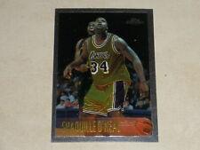 1996-97 Topps Chrome #220 Shaquille Shaq O'Neal