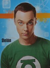 JIM PARSONS - A4 Poster (ca. 21 x 28 cm) - The Big Bang Theorie Clippings NEU