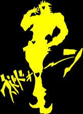 Jojo's Bizarre Adventure Dio Character Decal sticker