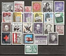 Österreich 1965 Kompletter Jahrgang Postfrisch ** MNH
