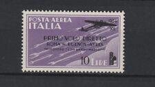 FRANCOBOLLI - 1934 REGNÒ ROMA BUENOS AIRES L. 10 MNH Z/7542